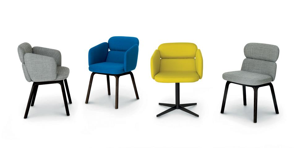 Arflex - Prodotti - sedie - BLISS