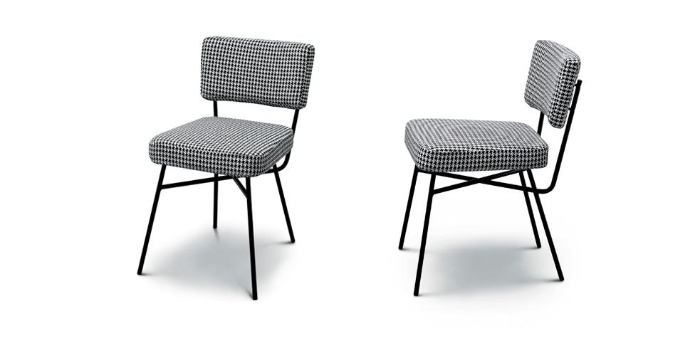 Arflex - Prodotti - sedie - ELETTRA chair