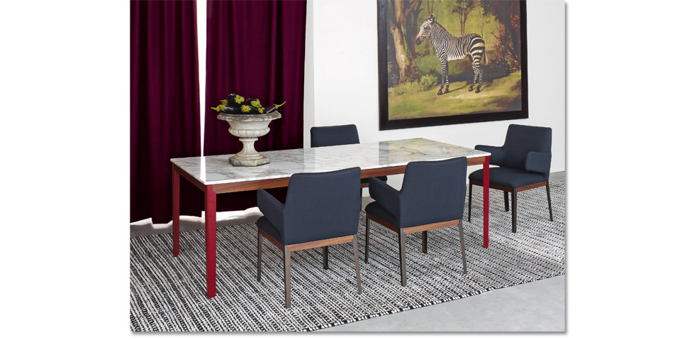 arflex prodotti tavoli hug table