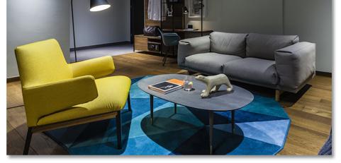 arflex progetto puro hotel polonia. Black Bedroom Furniture Sets. Home Design Ideas